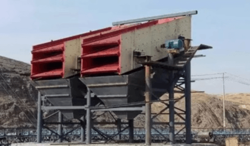 How to choose a mining screen Roller screen and vibrating screen which one is better2
